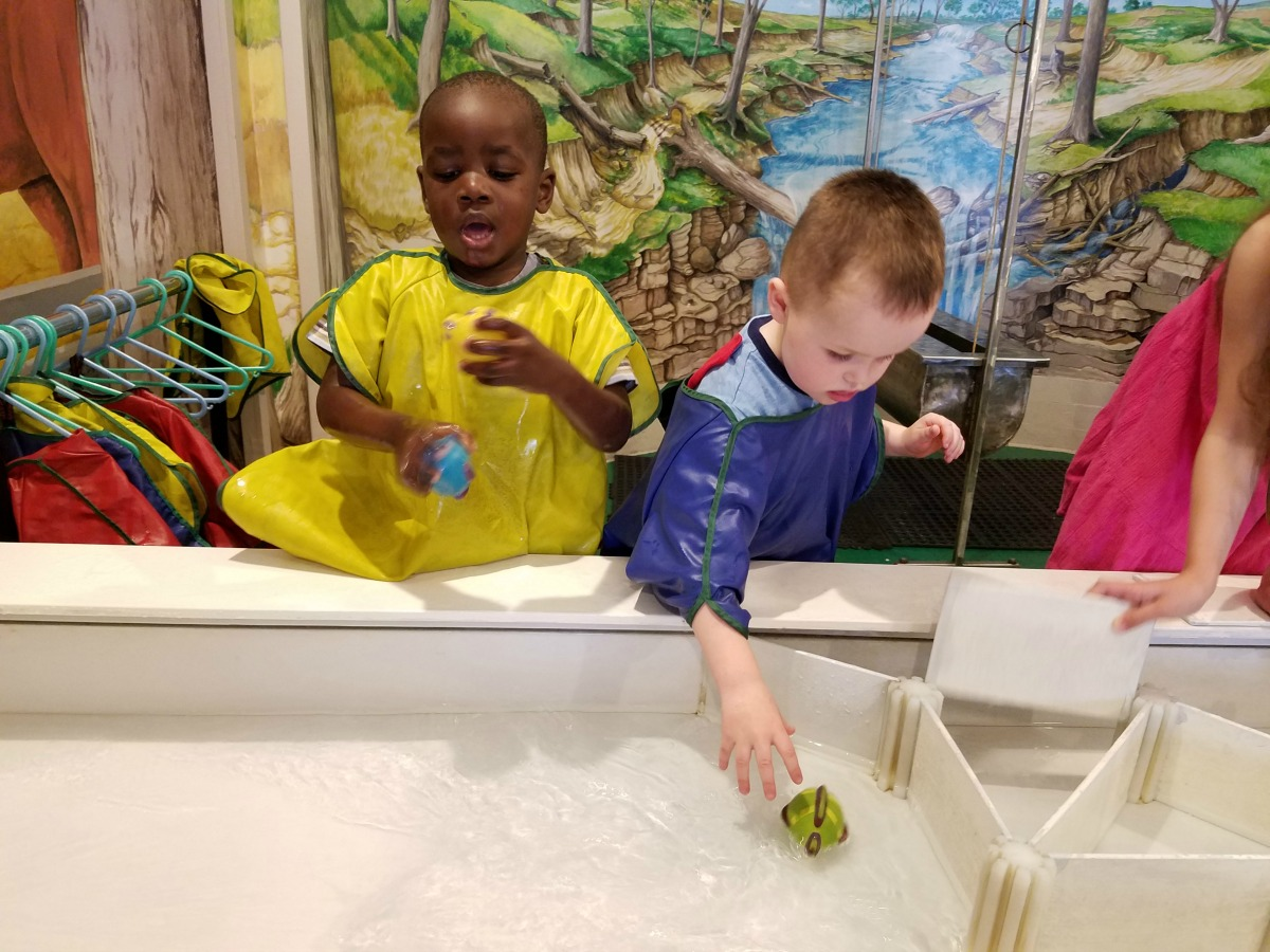 birthday party at the orpheum science museum