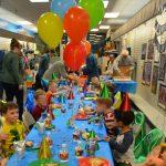 Birthday Party at Champaign Gymnastic Academy on Chambanamoms.com