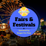 Champaign-Urbana Area Summer Fairs and Festivals Sponsored by Dragon Fire Pizza