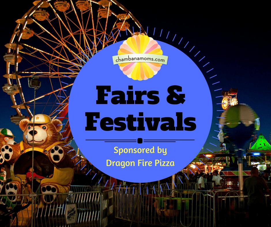 Champaign Urbana Area Fairs and Festivals
