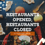 Restaurants Opened and Closed in Champaign-Urbana