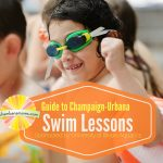 Guide to Swim Lessons in Champaign-Urbana Sponsored by University of Illinois Aquatics