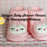 Unique options for a baby shower in Champaign-Urbana and Beyond on Chambanamoms.com