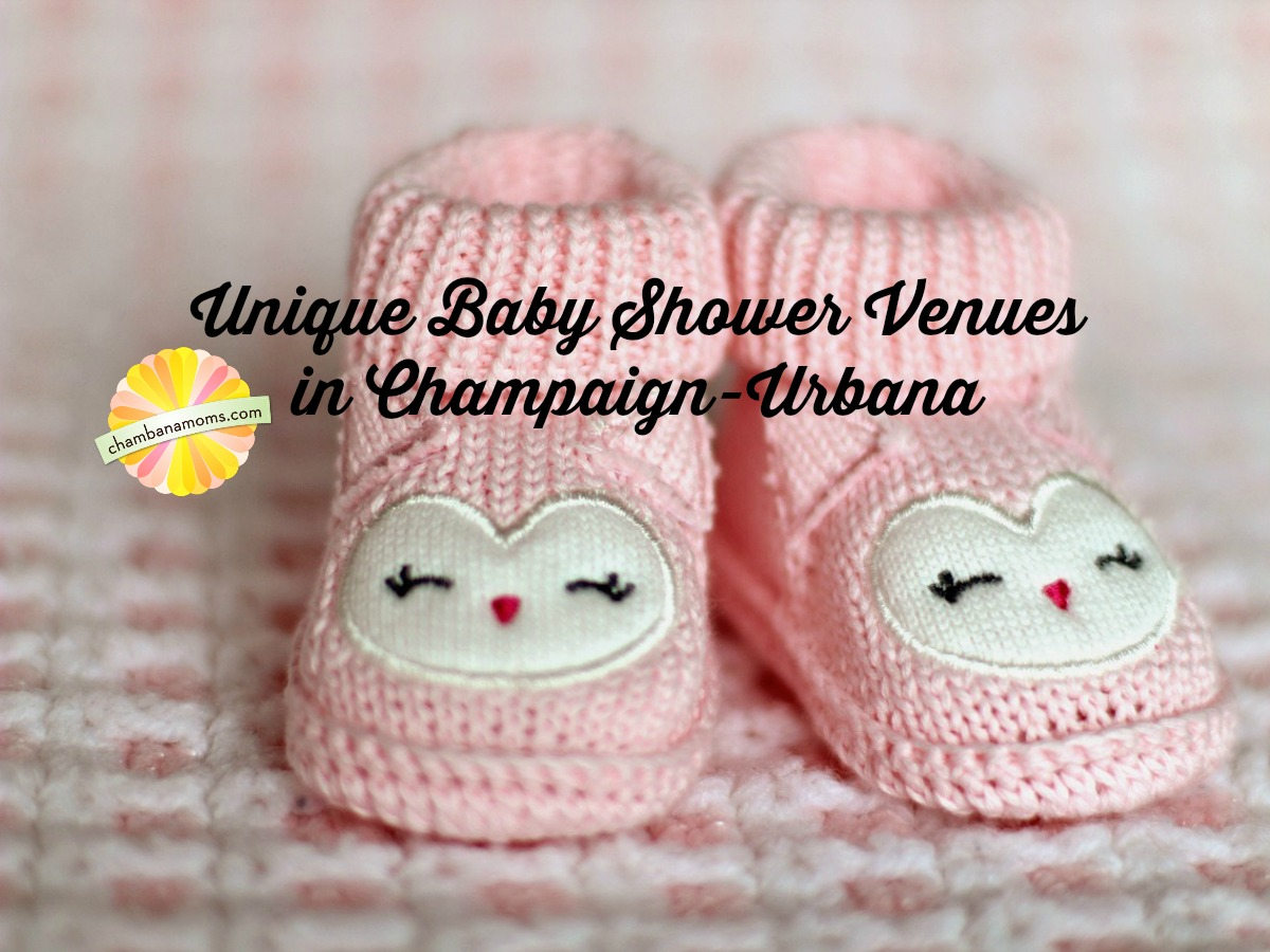 unique baby shower venues in champaign urbana