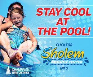 Sholem Pool in Champaign Opens Memorial Day Weekend as featured in our Family-Fun Weekend Planner on Chambanamoms.com