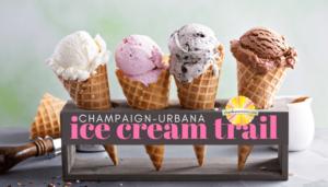 champaign urbana ice cream trail