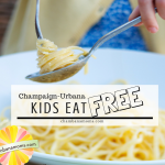 Kids Eat Free (and Cheap) In Champaign-Urbana