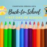 Champaign-Urbana Metro Area School Start Dates