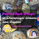 Painted Rock Groups in Champaign-Urbana and Beyond