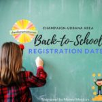 Champaign-Urbana Area Back-to-School Registration