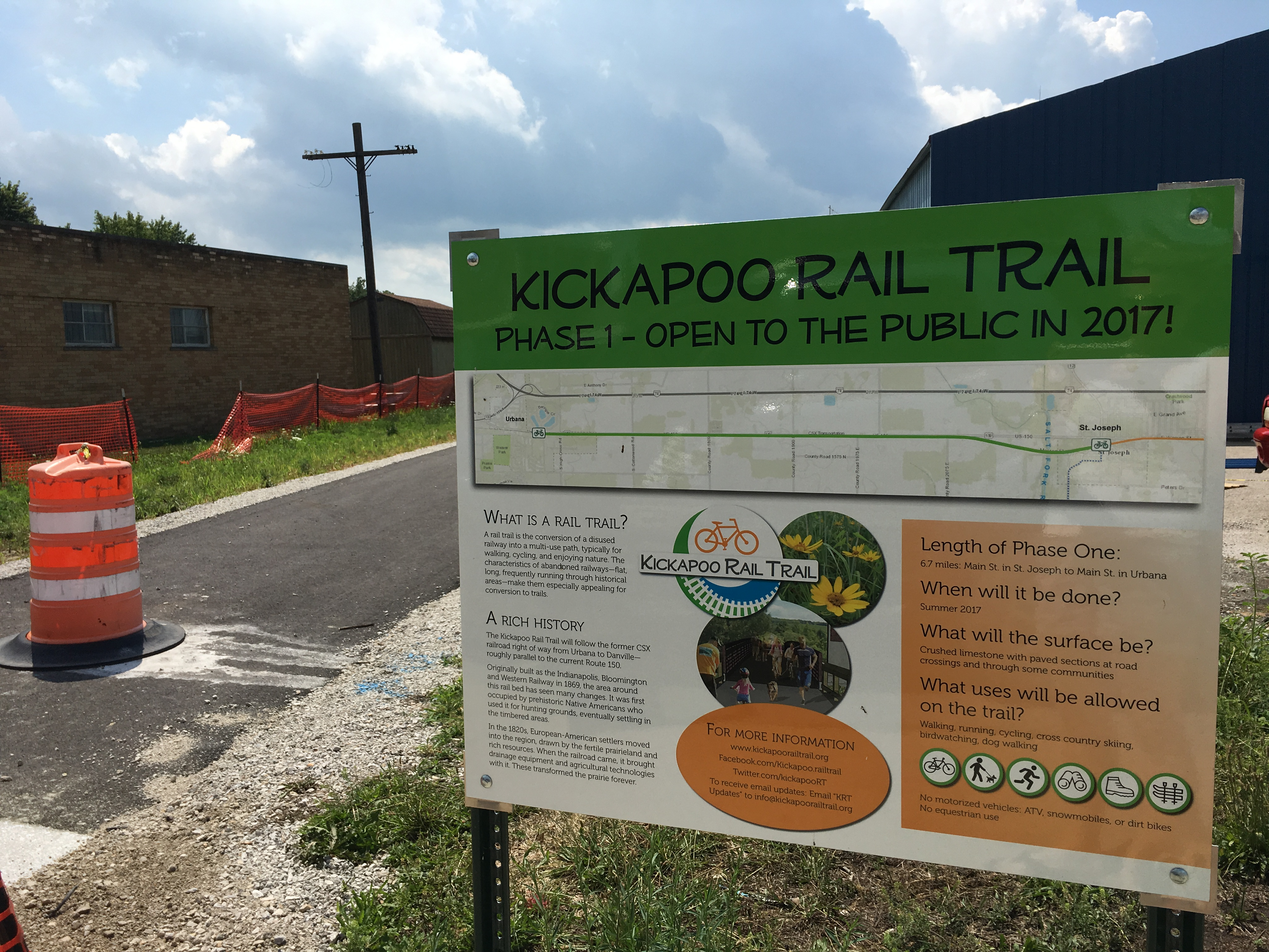 New Kickapoo Rail Trail Opens: What You Need to Know Before You Go on seneca state park trail map, kickapoo park danville il map, new mexico carlsbad caverns national park map, giant city state park trail map, lincoln park trail map, starved rock state park trail map, randolph state park trail map, caledonia state park trail map, susquehannock state park trail map, ferne clyffe state park trail map, fox ridge state park trail map, belmont state park trail map, shawnee state park trail map, mississippi palisades state park trail map, kankakee river state park trail map, massasoit state park trail map, kickapoo bike trail map trail map, pyramid state park trail map, ponca state park trail map, apple river canyon state park trail map,