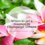 Readers Recommend:  Where to Get a Massage in Champaign-Urbana