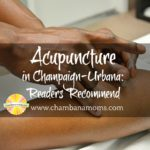 Acupuncture in Champaign-Urbana: Readers Recommend