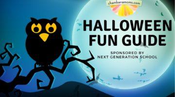 Champaign-Urbana Area Halloween Fun Guide Sponsored by Next Generation School