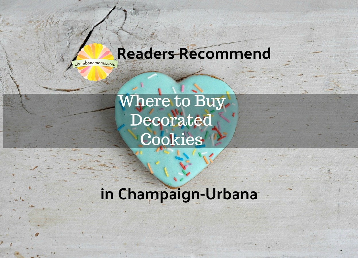 Decorated Cookies In Champaign Urbana Readers Recommend