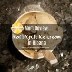 Mom Review: Red Bicycle Ice Cream in Urbana