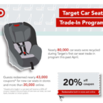 Champaign Target Recycling Used Car Seats