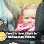 Safe Kids Champaign County to Offer Free Car Seat Check