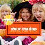 Champaign-Urbana Area Trick or Treat Hours Sponsored by V Picasso & El Toro