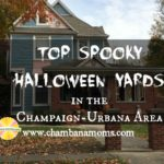 Top Spooky Halloween Yards in the Champaign-Urbana Area