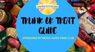 Champaign-Urbana Area 2017 Trunk or Treat Guide