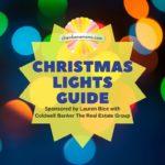 Champaign Urbana Christmas Lights Guide