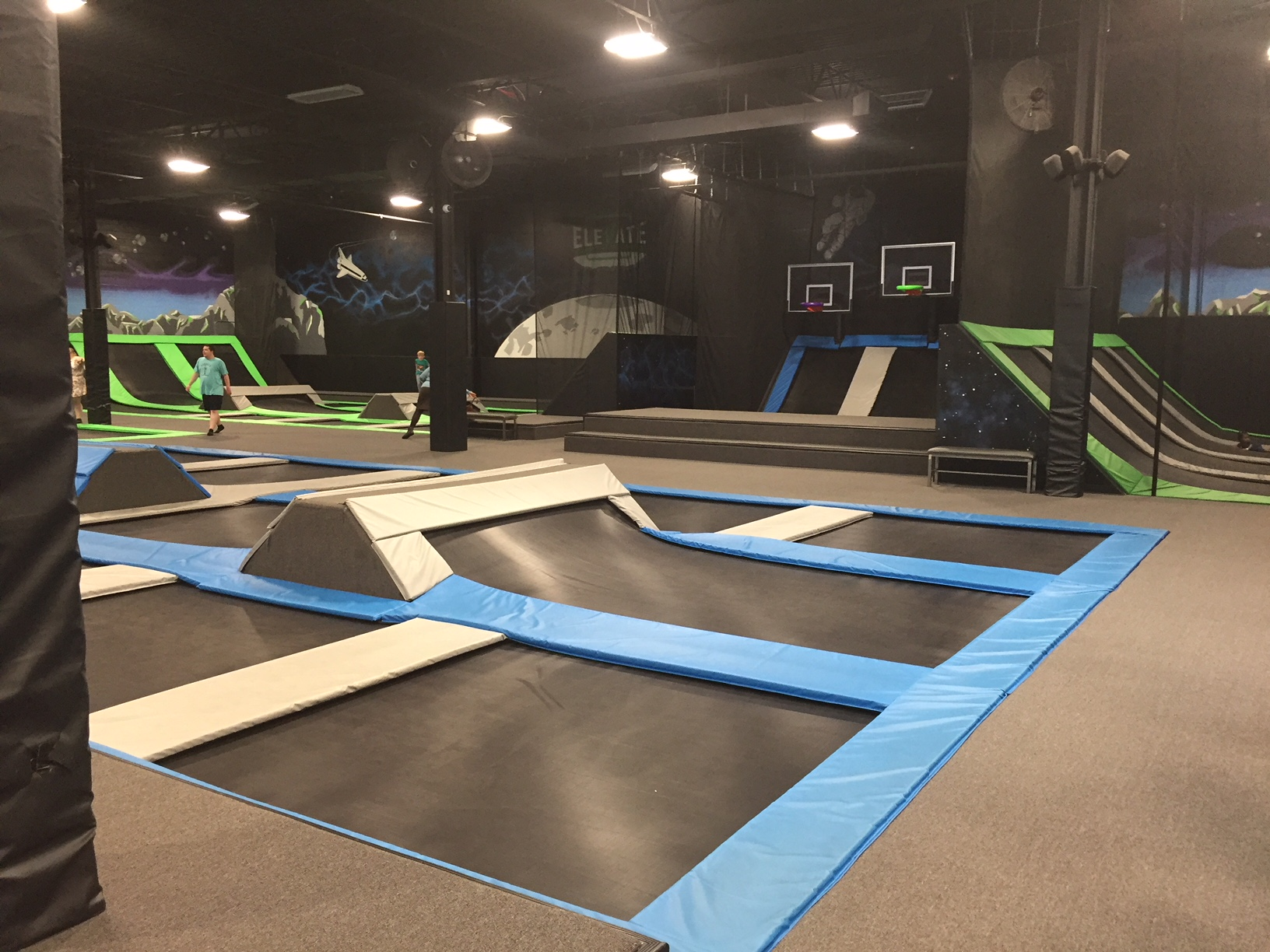 New Champaign Trampoline Park Aims For Spring 2018 Opening