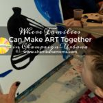 Where Families Can Make Art Together in Champaign-Urbana