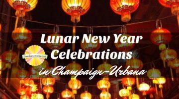 Lunar New Year Celebrations in Champaign-Urbana