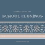 School closings champaign-urbana cold