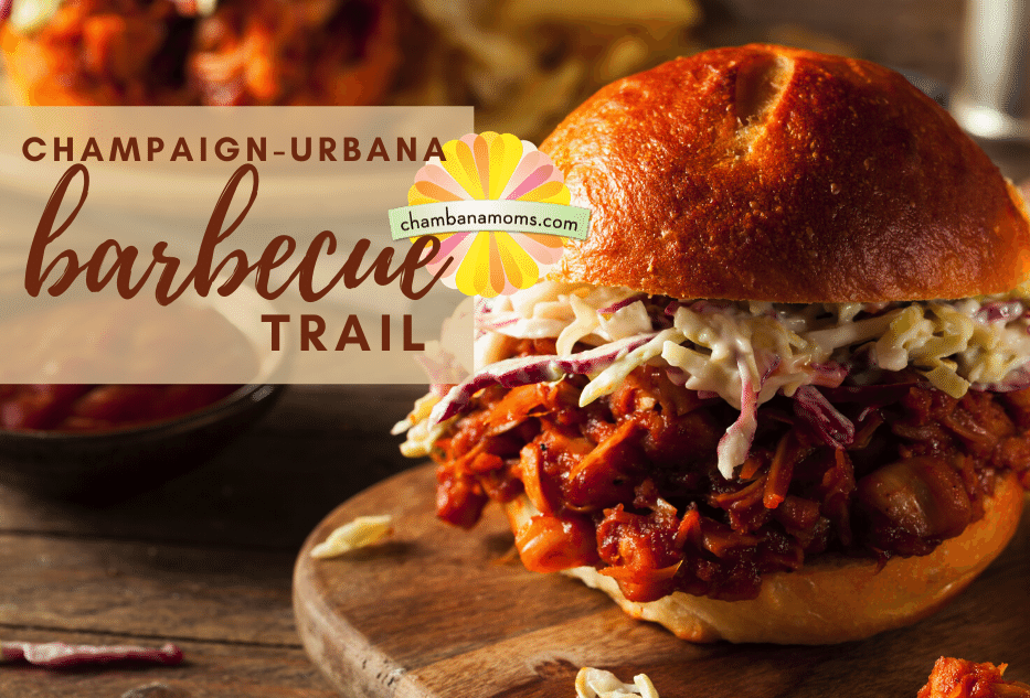 Champaign Urbana Barbecue Trail