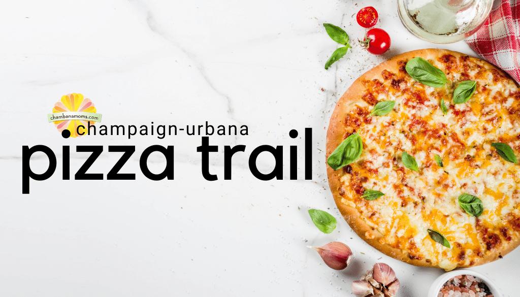 champaign urbana pizza trail