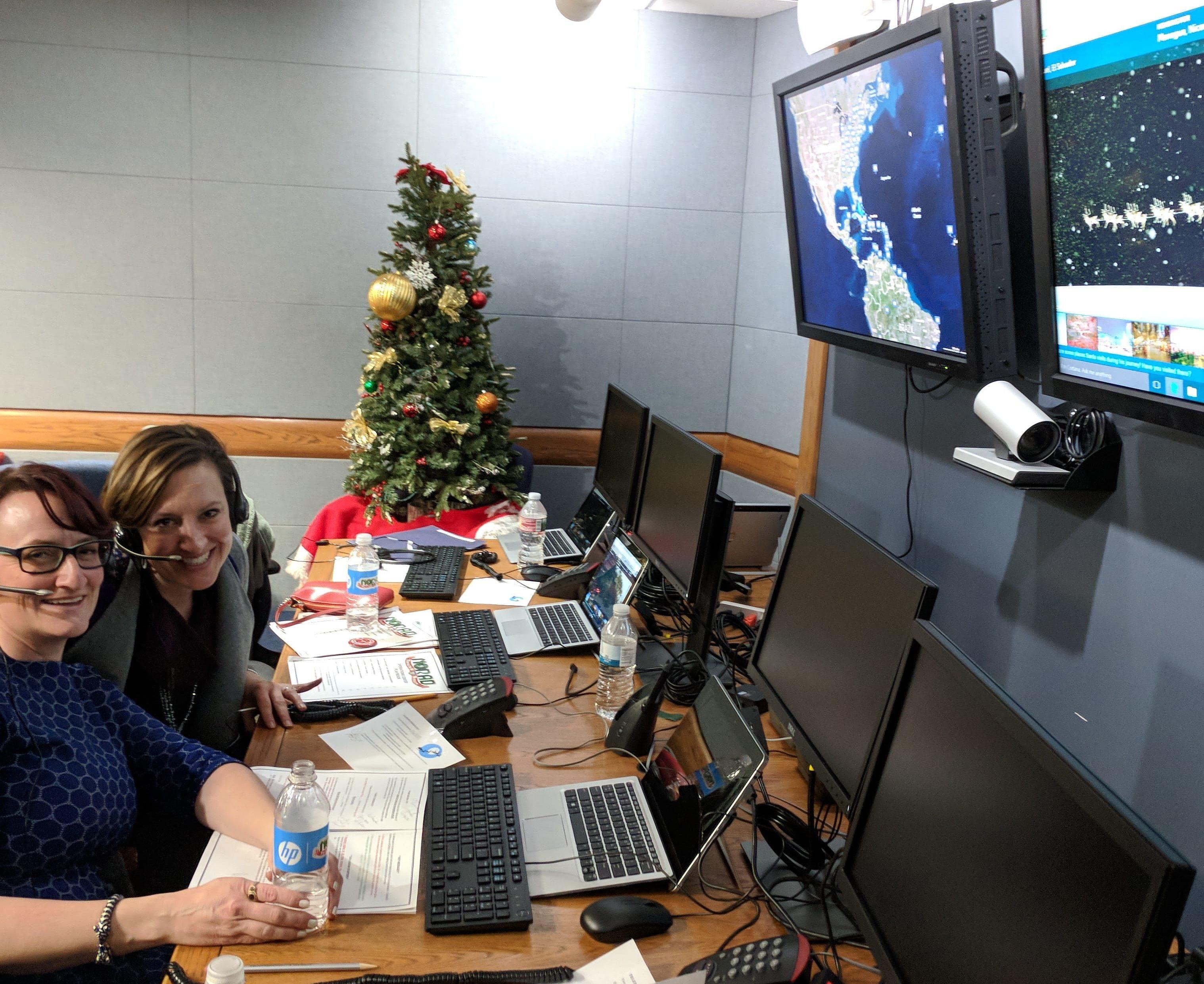 Santa Tracker NORAD