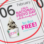 Freebie of the Week: Frozen Yogurt at TCBY in Champaign