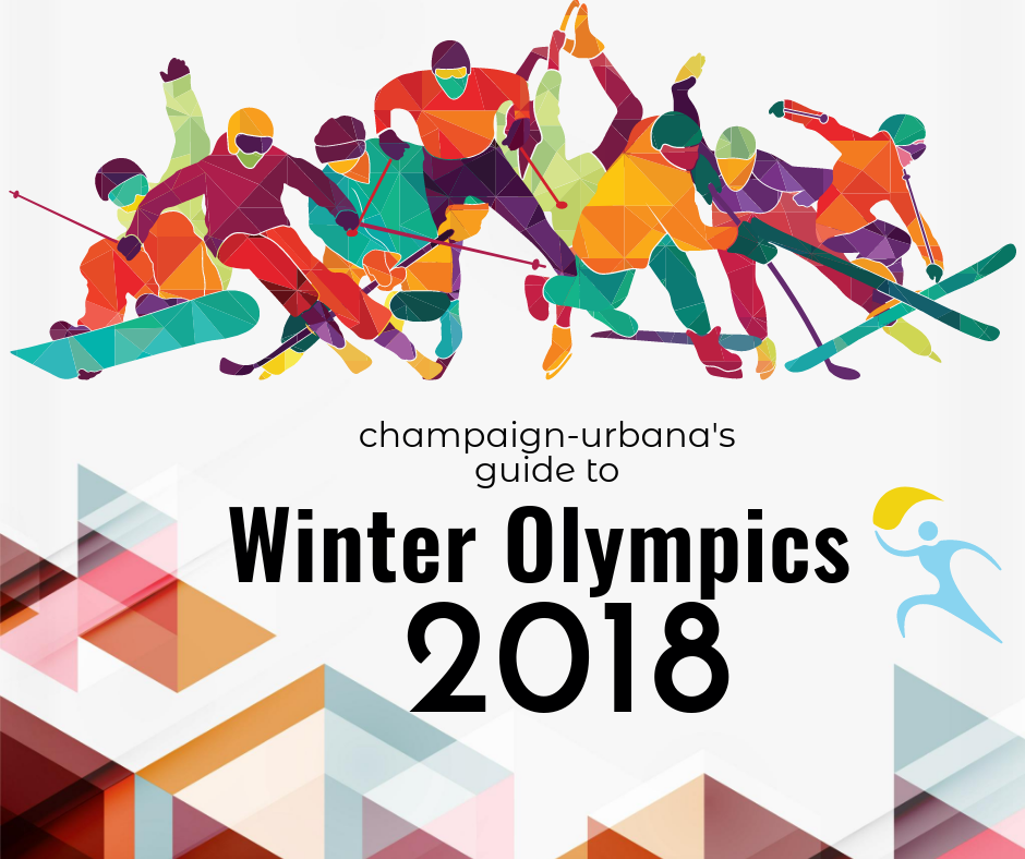 champaign-urbana guide to winter olympics