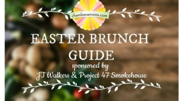 Easter Brunch Spots in Champaign-Urbana and Beyond