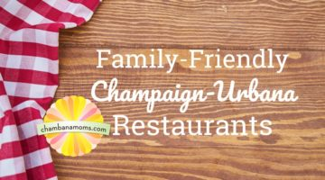 Readers Recommend: Family-Friendly Champaign-Urbana Restaurants