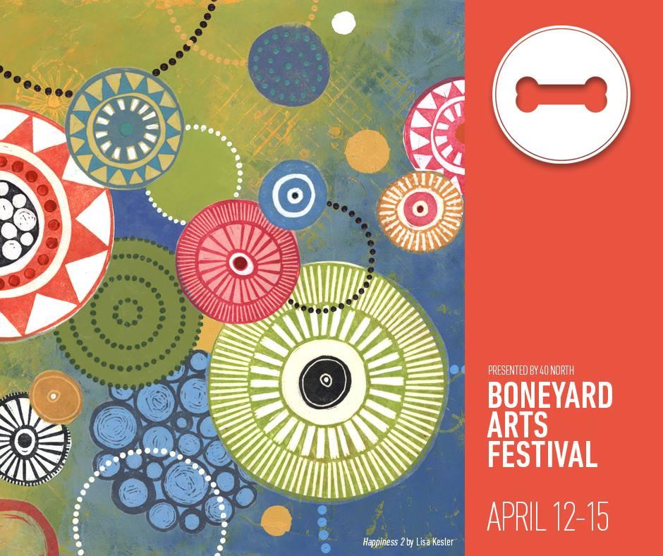 Boneyard Arts Festival Urbana Champaign 40 North
