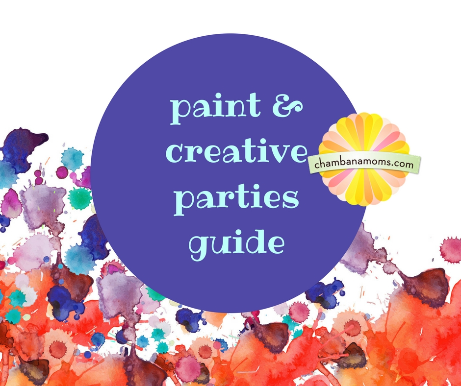 Champaign Urbana Area Paint And Creative Parties Guide