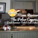 Mom Review: The Polar Express (and Summer Ticket Sale Date!)