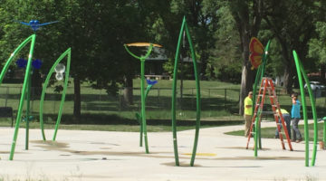 Hessel Park Splash Pad Set to Open Memorial Day Weekend