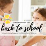 Immunizations Required for Illinois Schoolchildren