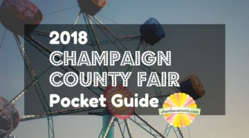 2018 Champaign County Fair Pocket Guide