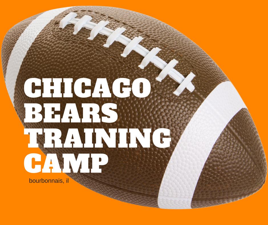 size 40 e67cd a82bb Chicago Bears Training Camp Returns to Bourbonnais ...
