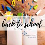 champaign urbana back to school registration dates