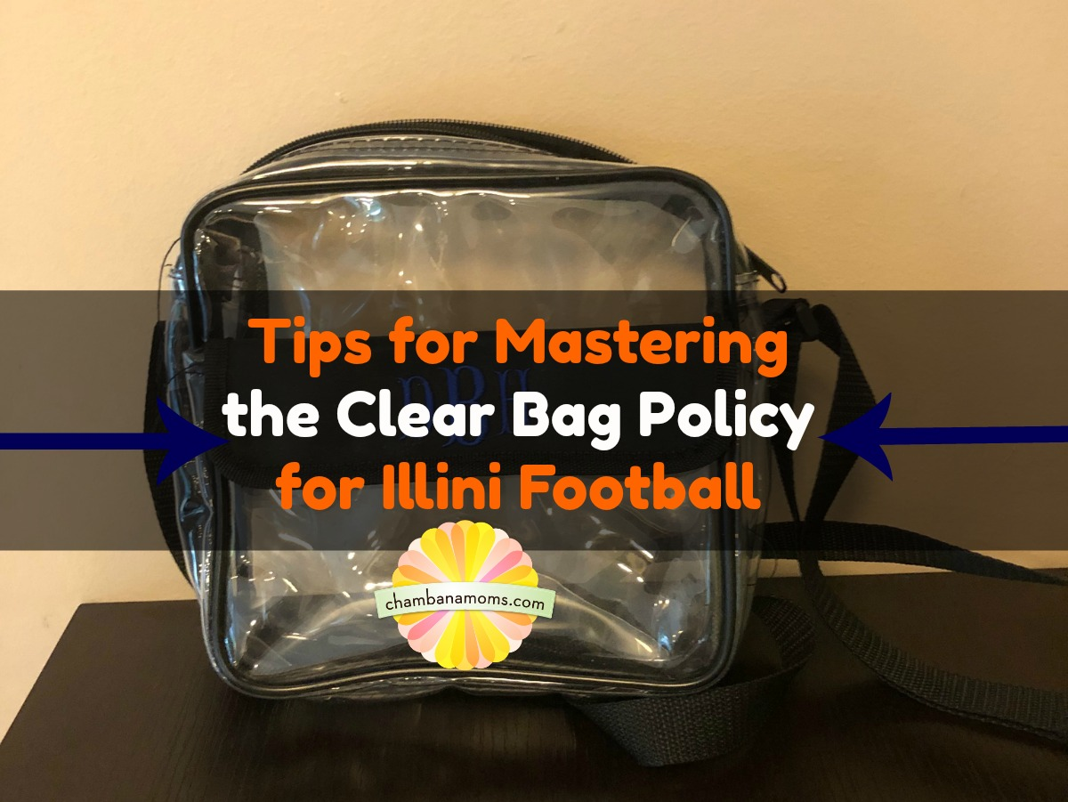 28 2018 The State Farm Center Has Also Implemented A Clear Bag Policy Read Those Restrictions Here