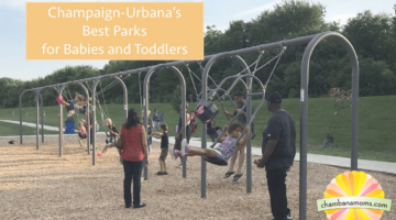 Best Parks for Babies and Toddlers in Champaign-Urbana