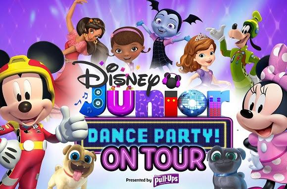 Disney Junior Dance Party Coming to Champaign | ChambanaMoms com