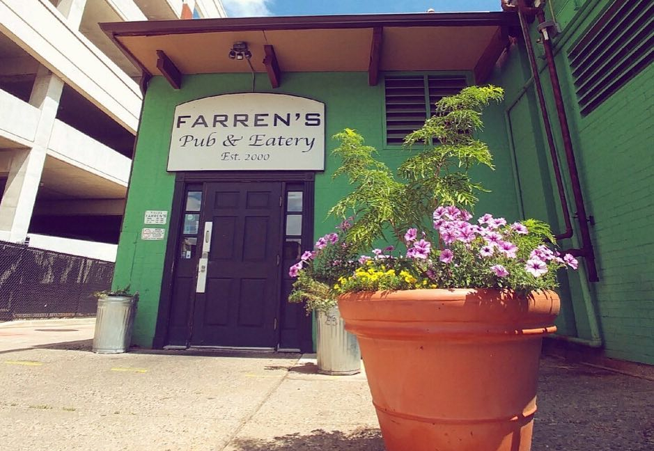 Farren's Moving to new location