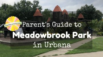 Parent's Guide to Meadowbrook Park in Urbana